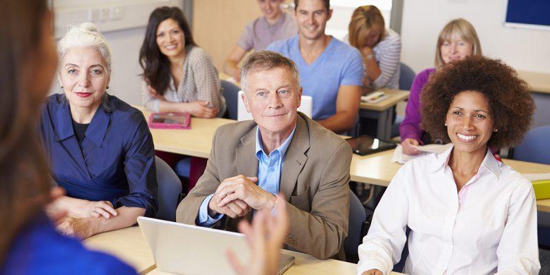 Free Adult Education & Literacy Program